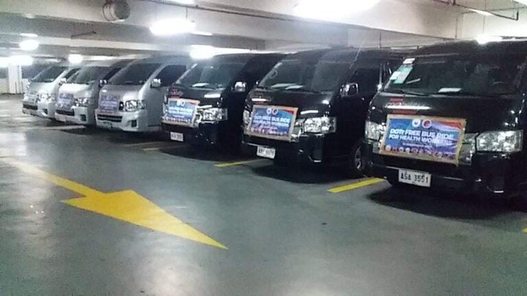 トヨタ・モビリティ基金、フィリピンで新型コロナ医療従事者向けオンデマンド送迎サービスを開始
