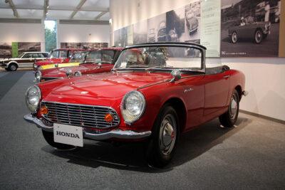 ホンダS600(エスロク)とは?歴史と現在の中古車価格は?【日本の名車】
