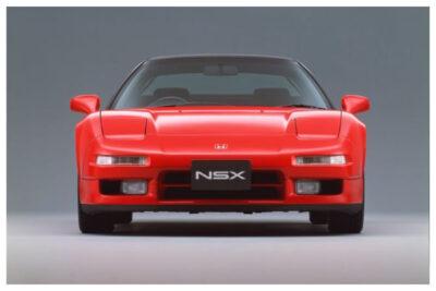 ホンダNSXを愛車にした有名人・芸能人が大物すぎる!土屋圭市やセナ、ビル・ゲイツまで
