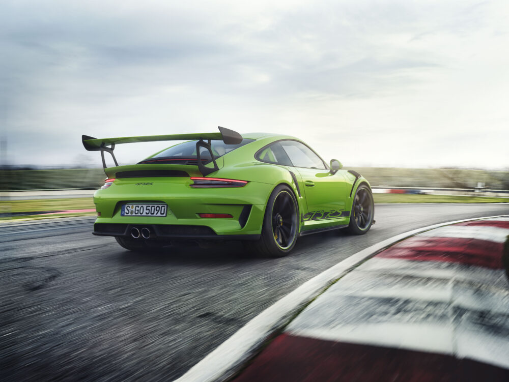 ポルシェ 911 GT3 RS 現行モデル