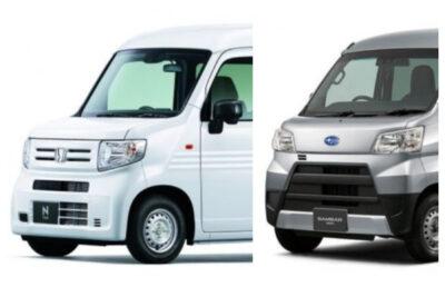 【ホンダ新型N-VAN vs スバル サンバーバン】軽バンライバル車徹底比較!
