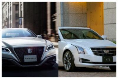 【トヨタ新型クラウン vs キャデラックATS】アメ車と国産の高級セダンを徹底比較