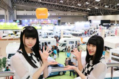 さきどり発進局がジャパンキャンピングカーショーをレポート!話題の注目車種も紹介