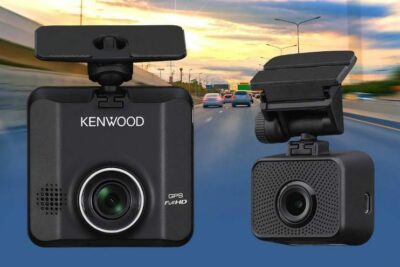 KENWOOD新型前後カメラドライブレコーダー「DRV-MR450」を発売