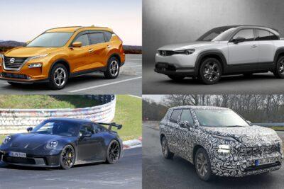 2020年 新型車発売予想カレンダー