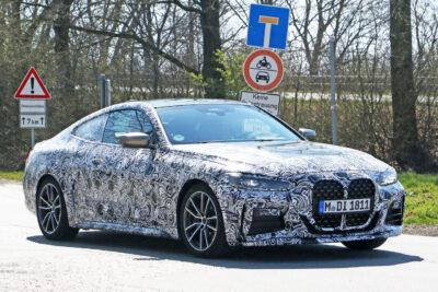 BMW 4シリーズ クーペ「Mパフォーマンス」もスクープ!そろそろ公式発表か