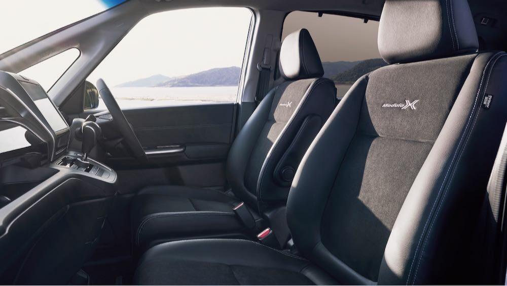 ホンダ 新型フリード Modulo X フロントシート