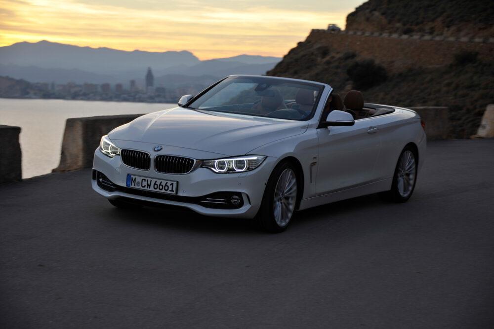 BMW 4シリーズ・カブリオレ(欧州仕様)現行モデル
