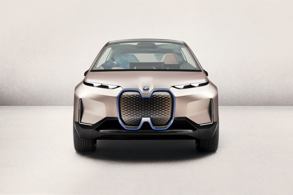 BMW Vision iNEXT フロントマスク