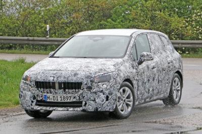 BMW グランツアラー廃止で次期新型2シリーズ アクティブツアラーに3列シートをオプション設定か