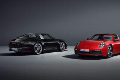 ポルシェ新型911「タルガ」を発表!これで992型911の役者が揃い終わる
