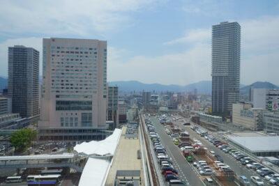 広島駅周辺の料金の安い駐車場17選|屋上と新幹線口や北口・南口周辺を網羅!