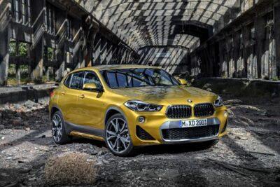 BMW X2 に190馬力のクリーンディーゼル「xDrive 20d 」を追加発売