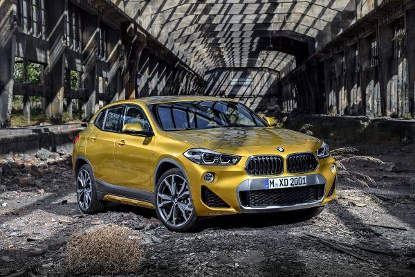 BMW X2 xDrive20d Model M Sport X
