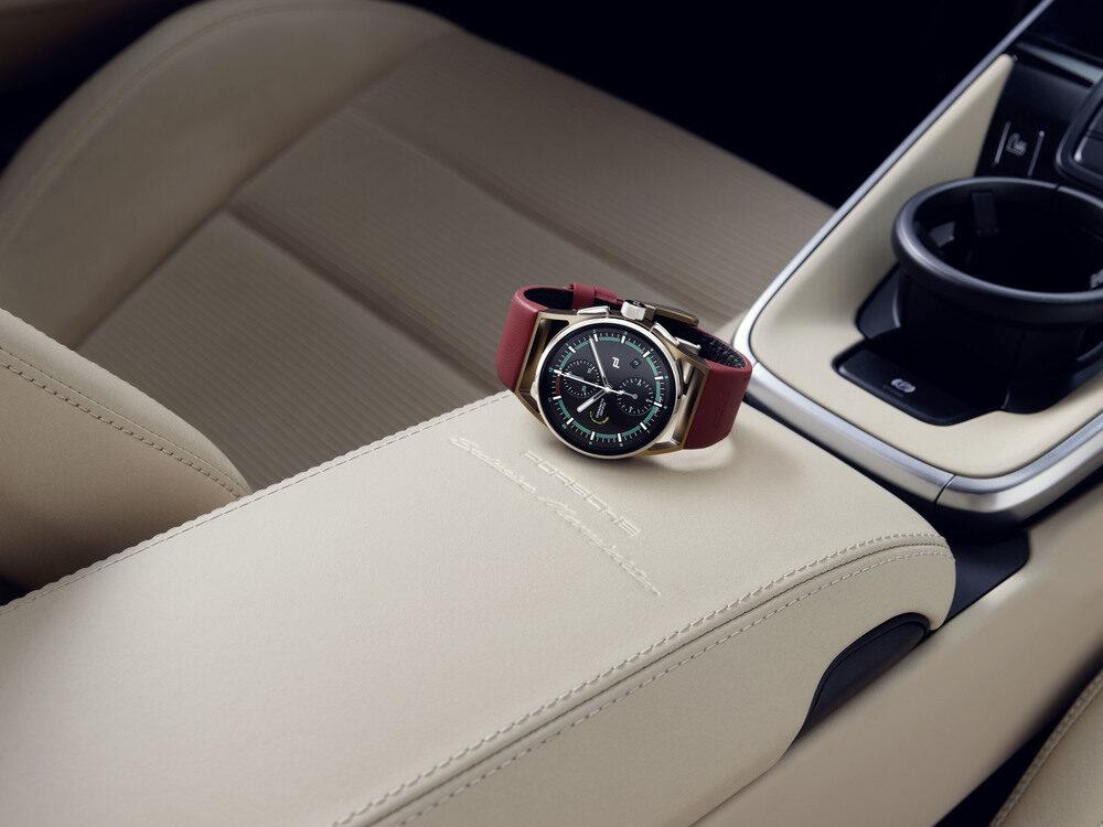 ポルシェ 911タルガ4S ヘリテージデザインエディション クロノグラフ