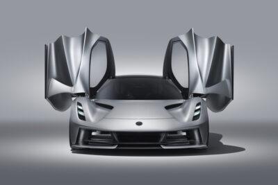 2000馬力!新型ロータス「エヴァイヤ」EVハイパーカーのスペック公式発表追加される