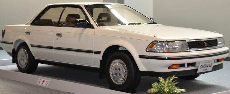トヨタ カリーナ ed E-ST162