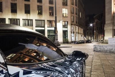 マセラティ「MC20」新型スーパーカーを公式チラ見せ!モスの歴史に触れながらご覧あれ