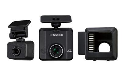 KENWOOD新型前後カメラドライブレコーダー「DRV-MR450DC」をフルHD、駐車監視付きで発売