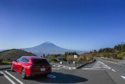 【箱根スカイライン】たった5kmでもお値段以上の絶景|ドライブレポート