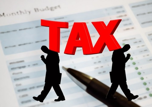 自動車にかかる税金のイメージ画像