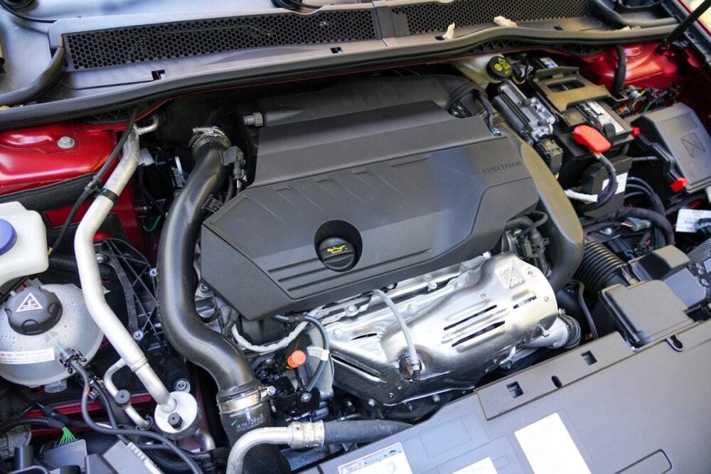 プジョー 508 SW アルール 1.6L Pure TECH ガソリンターボエンジン