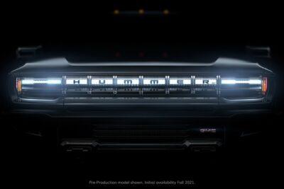 ハマーが新型EV・ピックアップトラックで復活!GMが予告動画を公開