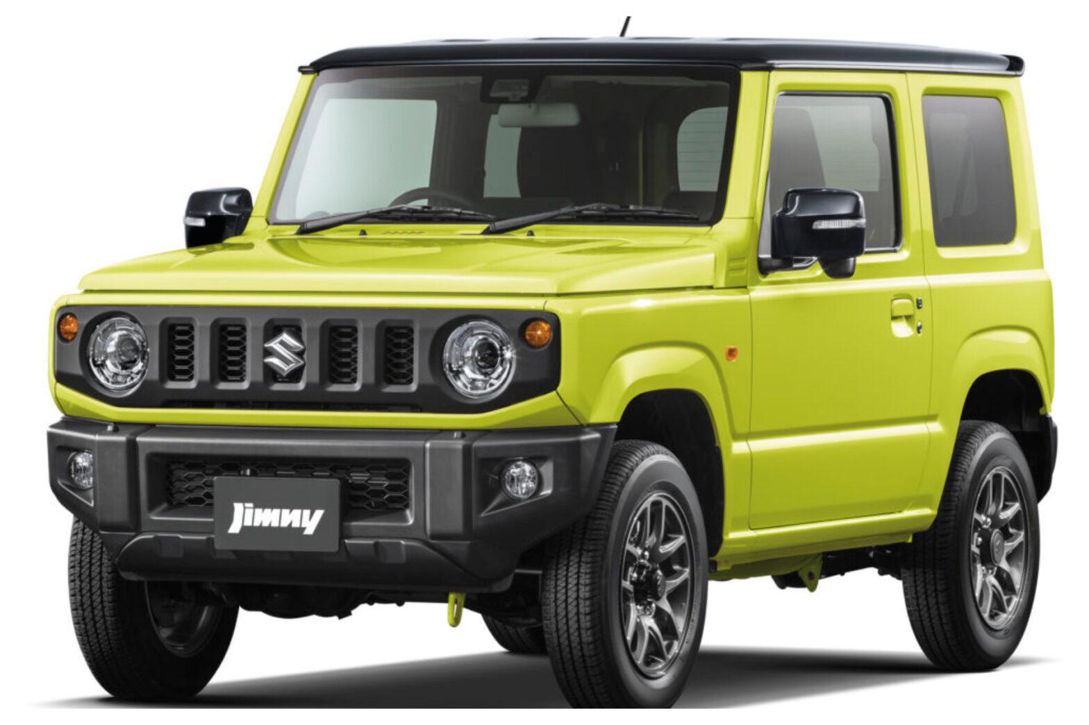 ジムニーで車中泊するなら おすすめのオプションと専用アイテム8選