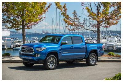 【トヨタ タコマ総合情報】北米生まれのピックアップトラック!中古車価格や年間維持費
