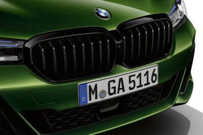 改良新型BMW 5シリーズに「ヴェルデ・エルメス M550i xDrive」ラインナップ追加!先代M5より速い