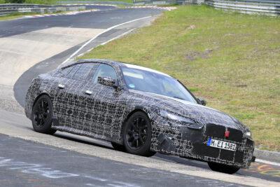 次期新型BMW 4シリーズ グランクーペ発売確定か!プロトタイプをスクープ