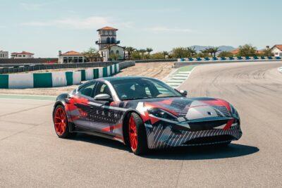 モンスター「カルマ」EVハイパーカーは1100馬力、0-100km/h加速2秒以下!開発を公式発表