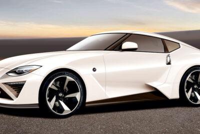日産 フェアレディZ 新型デザイン予想CGを入手!480馬力の「480Z」と500馬力NISMOの噂も
