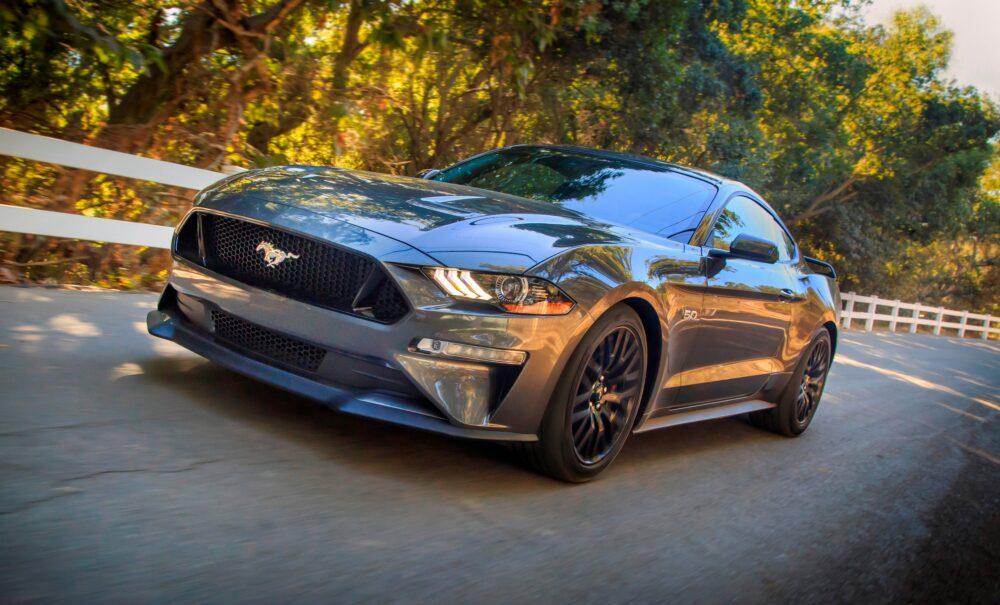 フォード マスタング 2020年モデル