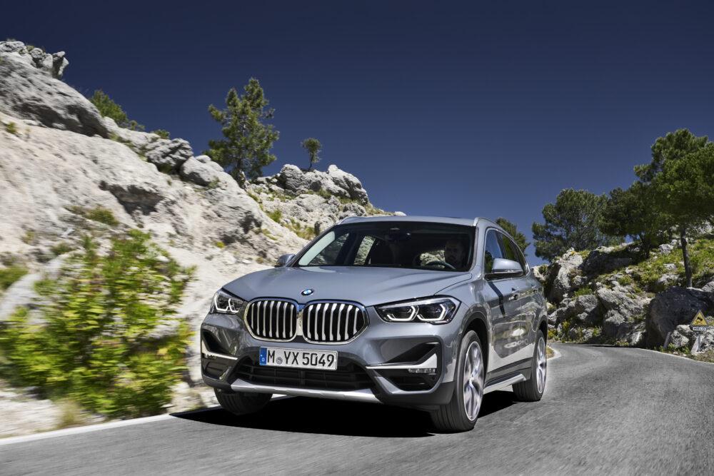 BMW X1 現行モデル フロント