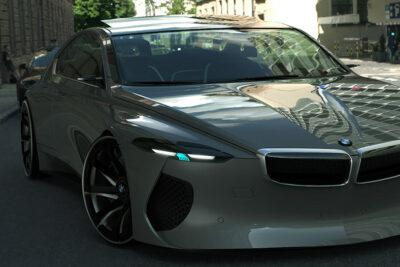 復活新型BMW 6シリーズクーペのデザイン予想CG入手!世界一美しいクーペ、シャークノーズ再臨か