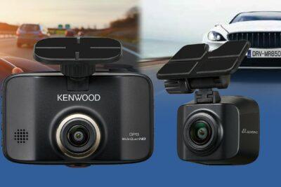 あおり運転自動撮影「AIセンシング」搭載新型ドラレコ、KENWOODから発売