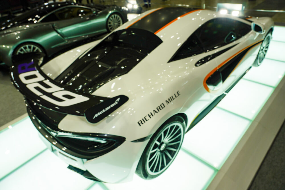 マクラーレン 620R リア