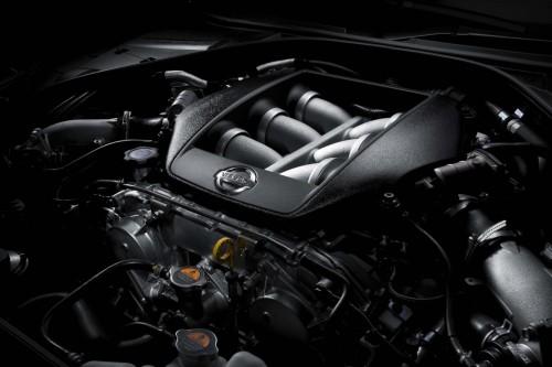 日産 VR38DETTエンジン