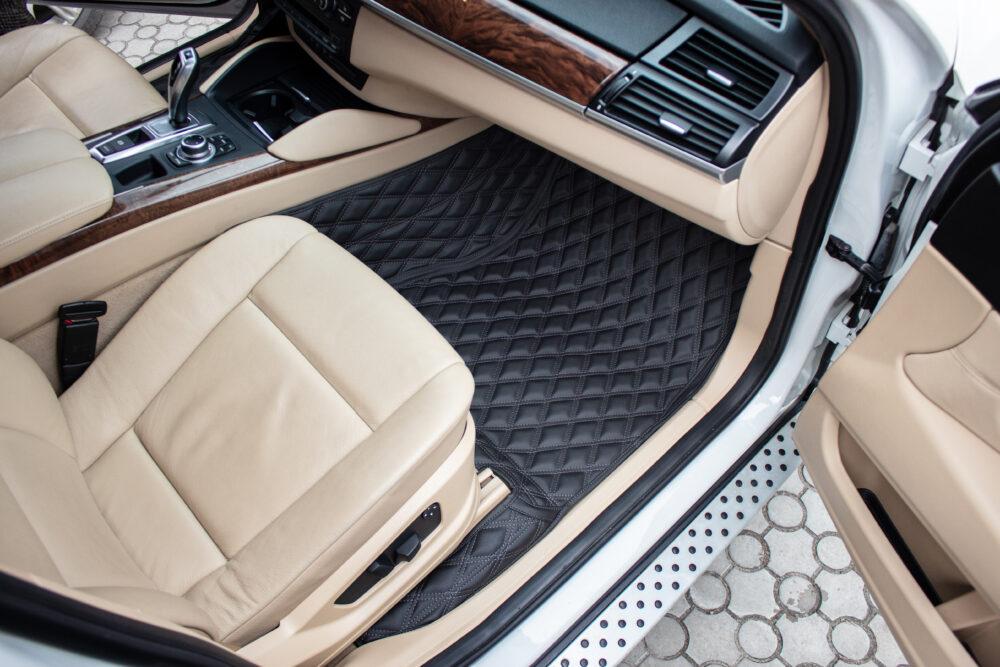 車のフロアマット
