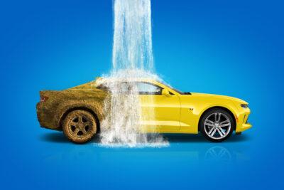 夏の洗車はレベル高い?暑いしめんどくさいと思った時の簡単洗車方法とは