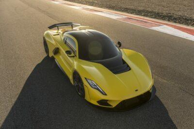 販売価格は約1億7千万円!米ヘネシー新型ハイパーカー ヴェノムF5が11月にデビュー!