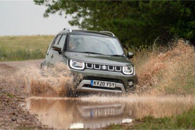 新型スズキ イグニス マイナーチェンジ!デザイン変更と燃費向上、欧州市場で8月中発売