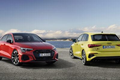 アウディ S3 スポーツバック/セダン新型発表!フルモデルチェンジで310馬力、0-100km/h加速4.8秒へ