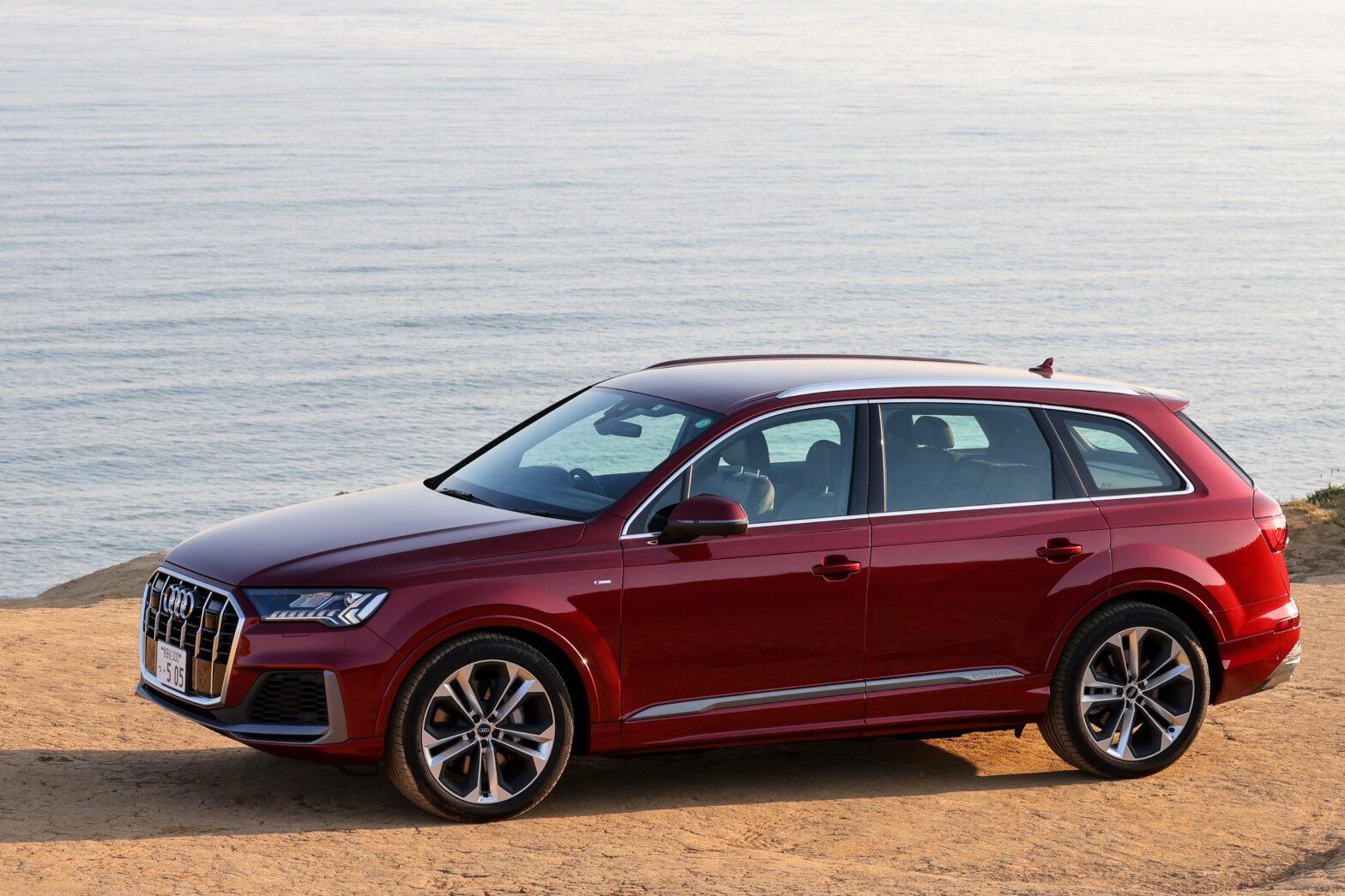 新型アウディ Q7 3代目へフルモデルチェンジ、国内発売開始!スタイリッシュ高級SUV