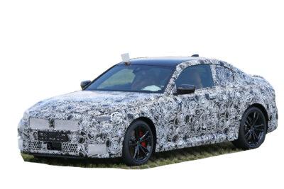 次期新型BMW 2シリーズ クーペはFRを継承!プロトタイプをスクープ