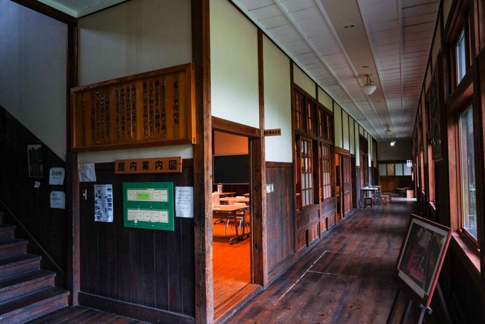 信州木曽ふるさと体験館 屋内教室