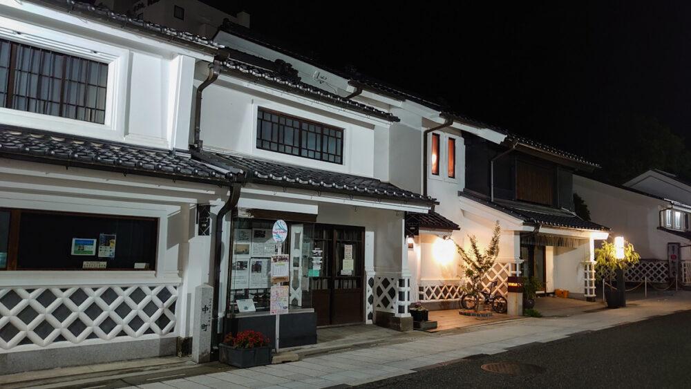 松本 中町通り