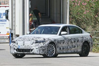 新型BMW 3シリーズEVをスクープ!「i3」の車名はどうなる?