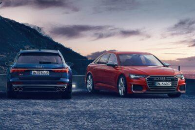 新型アウディ S6/S6アバント/S7スポーツバック、450PSのV6 2.9L MHEV搭載3モデル同時国内発売開始!